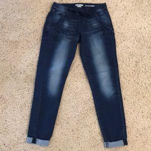 Denizen by Levi's stretch jeans low rise joggers